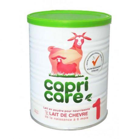 CapriCare Ziegenmilch Säuglingsbaby 1. Alters 400g