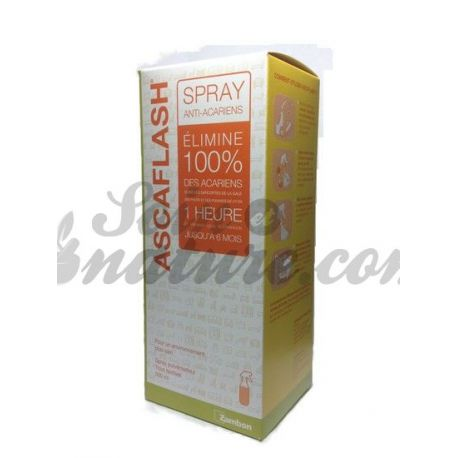 Ascaflash esprai 500ml Anti Àcars