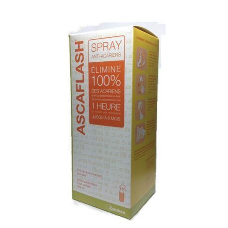 Ascaflash Spray de ácaros 500ml Anti
