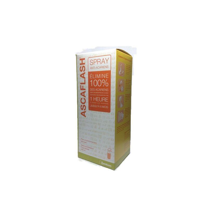 Ascaflash spray 500ml anti mijten for Huisstofmijt spray