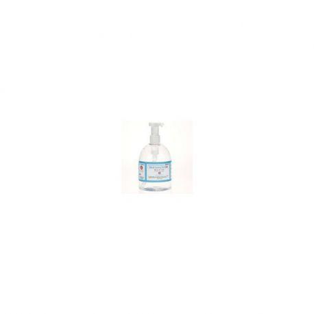 Hydroalkoholisches Gel Pumpen-Flasche Hände Medi 1 Liter