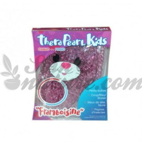 Therapearl Kids Framboisine Chat Compresse Enfant