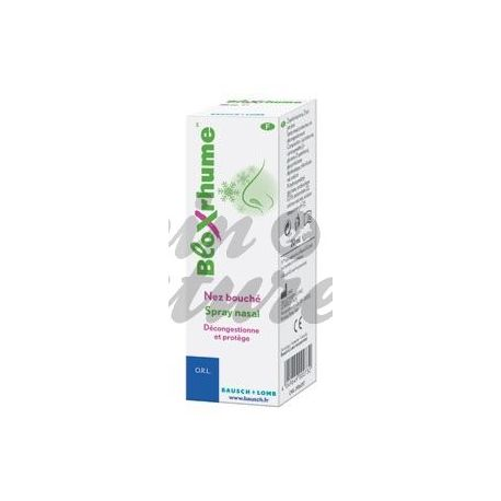 BloxRhume Decongestant Spray Nasal Protector. 20ml