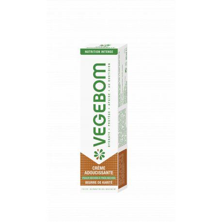 VEGEBOM Verzachtende crème droge huid