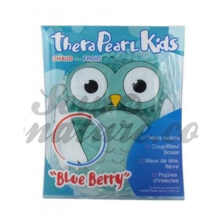 Compress Thera Pearl Blue Berry Owl Kids
