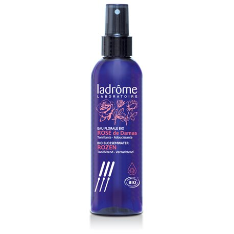 200ml Ladrôme Rose Water Orgânica Água Floral