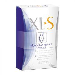 XLS MON ACTION MINCEUR JOUR & NUIT 40 COMPRIMÉS
