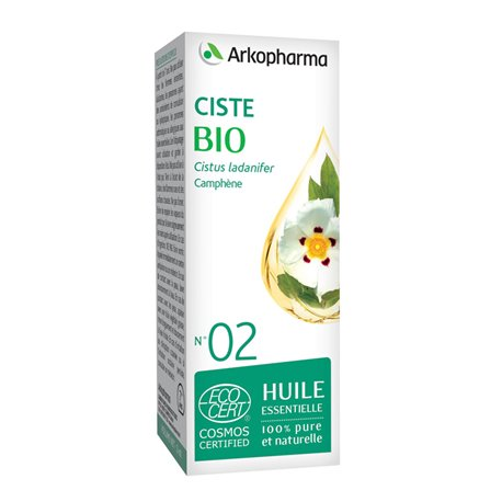 Arko essencial Oli essencial 5 ml Arkopharma ciste