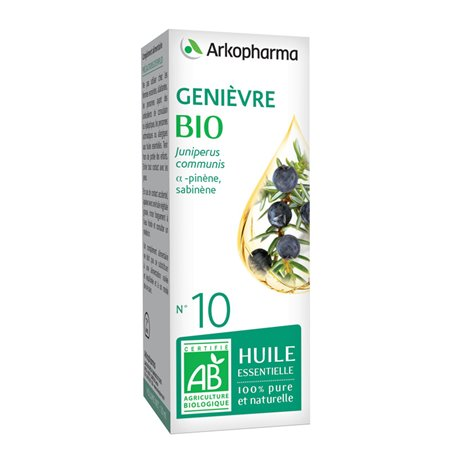 Arko Essentiele Juniper etherische olie 10ml Arkopharma