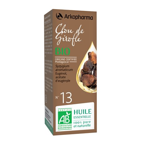 Arko Essential Clove Essential Oil 10ml Arkopharma