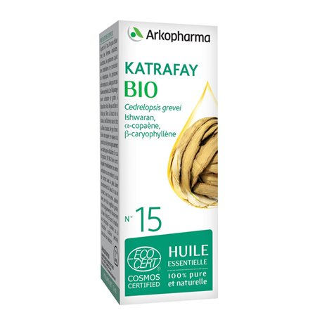 Arko Essential Katrafay Essential Oil 10ml Arkopharma