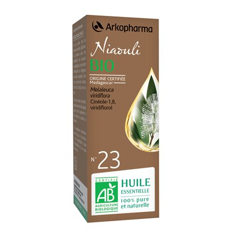 Arko Essential Niaouli Essential Oil 10ml Arkopharma