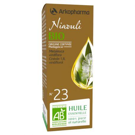 Arko essenziale di niaouli olio essenziale 10ml Arkopharma