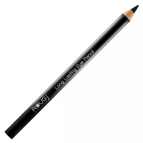 1,1 ml Rougj Delineador de ojos Lápiz Negro