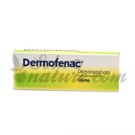Dermofenac Itch Cream 15g 0,5%