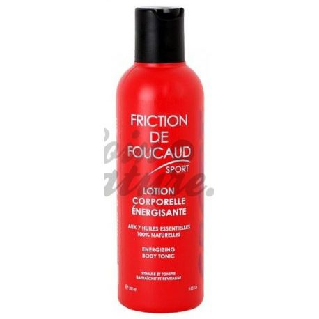 Foucaud Desporto Energizing Body Lotion 200ml
