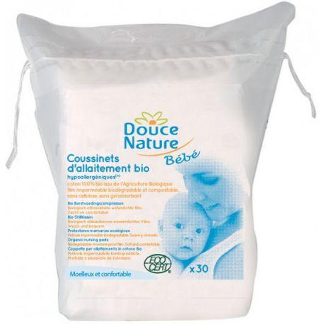 Douce Nature protectors de lactància Orgànica 30 Unitats