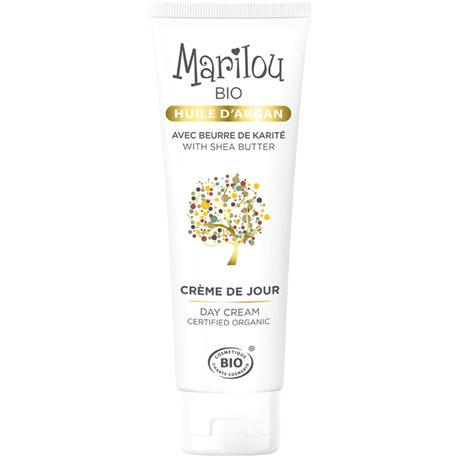 Day Cream Argan Oil 50ml Marilou Bio