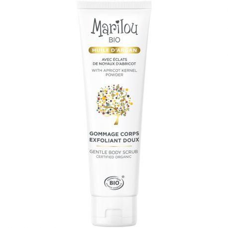 Marilou Bio 100 ml de aceite de argán Exfoliante Corporal