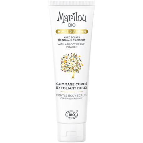 Marilou Bio Argan Oil Body Scrub 100ml