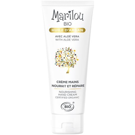 MARILOU BIO ARGAN CREAM 75ML HAND