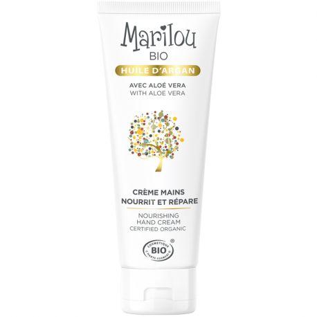 Marilou bio Crème Mains Huile Argan 75ml