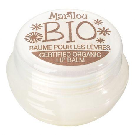 Marilou Bio Erdbeere Lippenbalsam 5ml