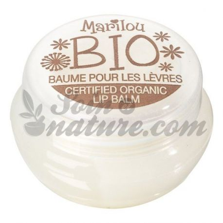 Marilou Bio Strawberry Lip Balm 5ml