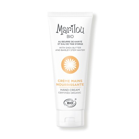 Marilou Bio Nourishing Hand Cream 75ml
