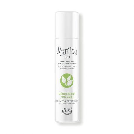 Marilou Bio Déodorant Thé Vert 75ml