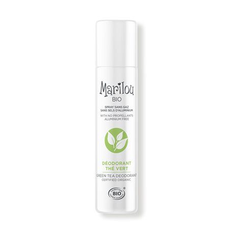 Marilou Bio Green Tea Deodorant 75ml