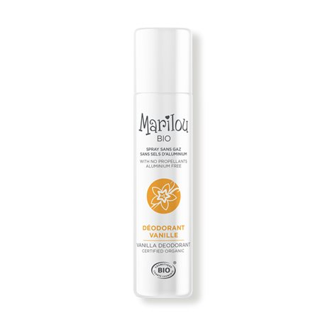 75ml Marilou Bio Desodorant vainilla