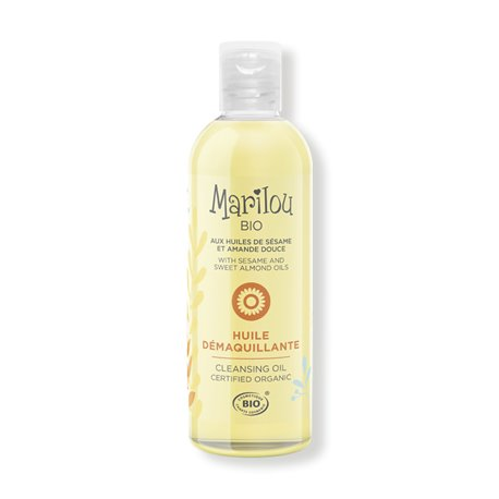 Marilou Bio Reinigungsöl 125 ml