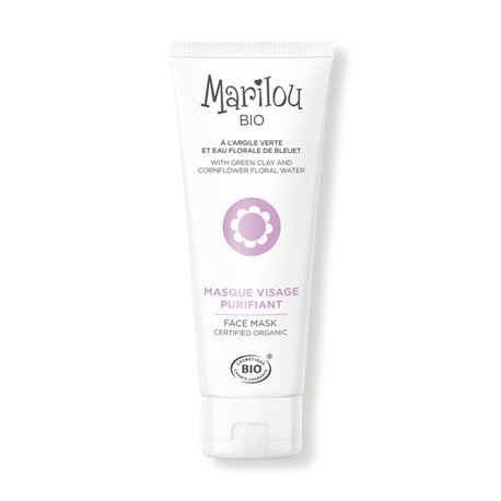 Marilou Bio Purifying Gesichtsmaske 75ml