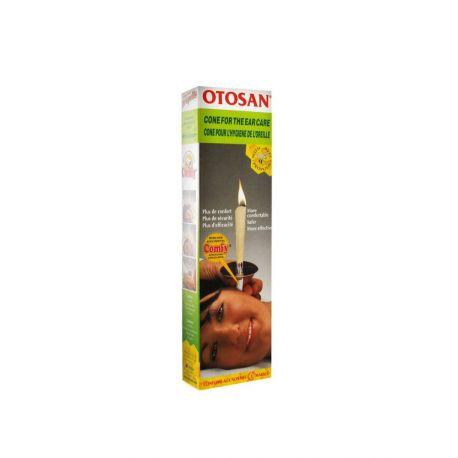Otosan Bougies d' Oreille 2 Cônes