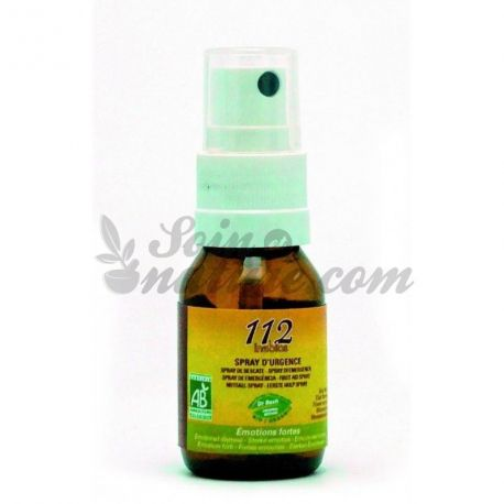 112 Inebios emergenza Spray 20 ml Bach