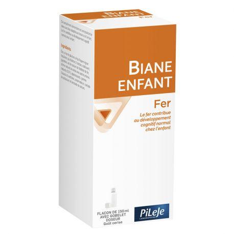 PILEJE BIANE ENFANT FER SIROP 150ML