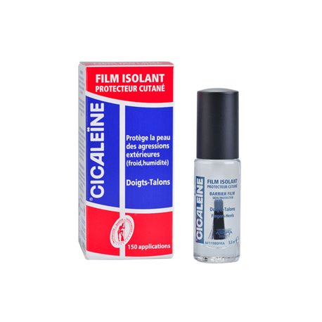 Cicaleïne película Cuidado agrietadas manos y pies 4 ml
