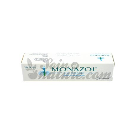 Monazol 2 procent Fungal Cream 15g Vulva