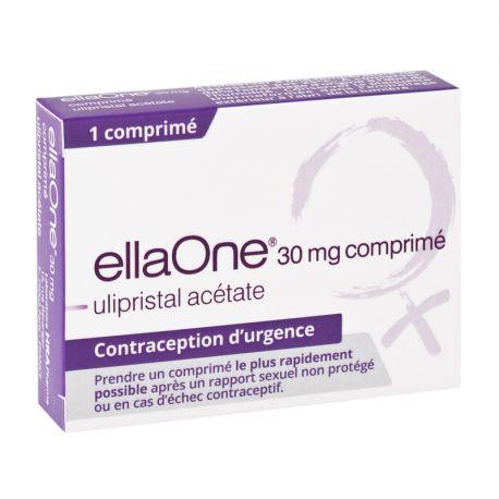 ELLAONE 30MG la anticoncepción de emergencia
