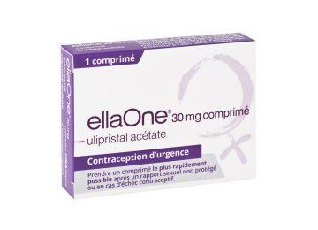 Ellaone 30mg سائل منع الحمل الطارئة للبيع في منطقتنا الصيدلة الحيوية
