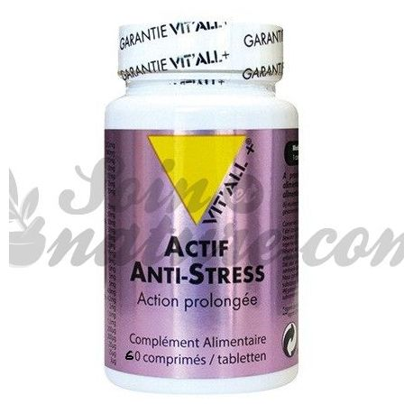 + Vitall ACTIVE STRESS 60 tabletten