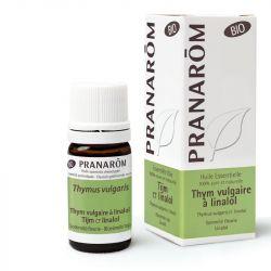 Huile essentielle BIO Thym vulgaire à linalol PRANAROM 5ml