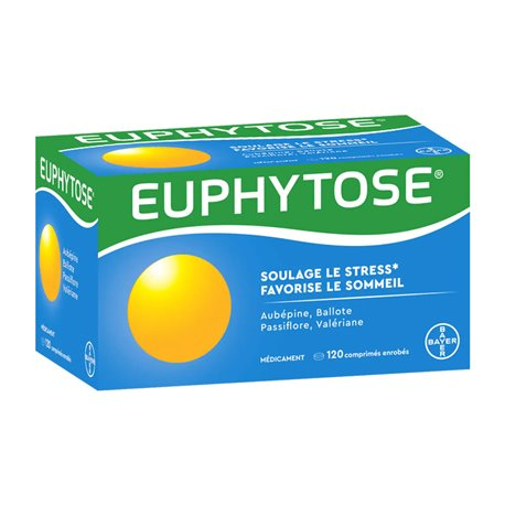 Euphytose mieux dormir 120 cp