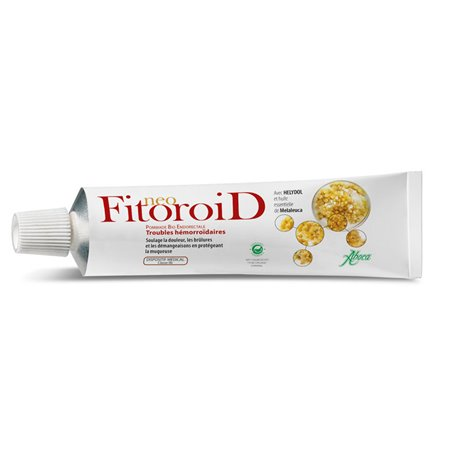 Aboca NeoFitoroid Ungüent Bio 40 ml endorectal