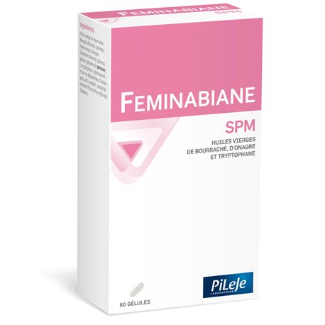 PILEJE FEMINABIANE SPM 80 GÉLULES