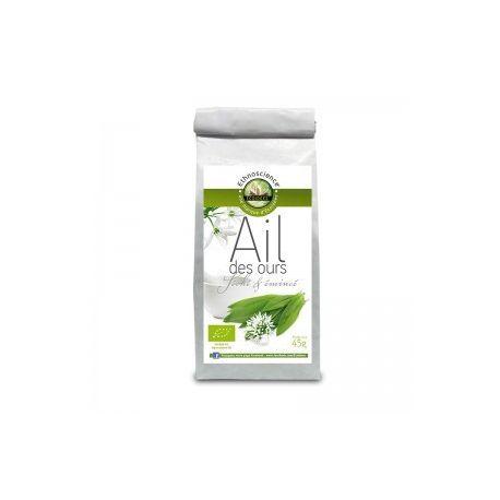 Des Ours EcoIdées Garlic Powder 150g Bio