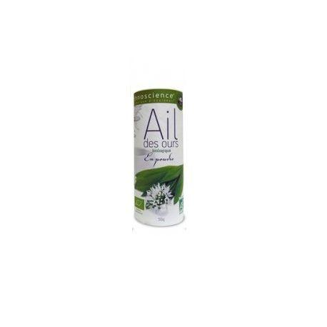 Des EcoIdées Nuestros ajo en polvo Bio 50g
