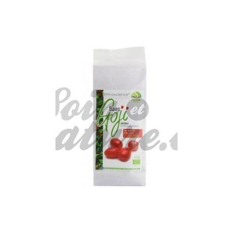 EcoIdées Bio Dried Goji Berries 400g