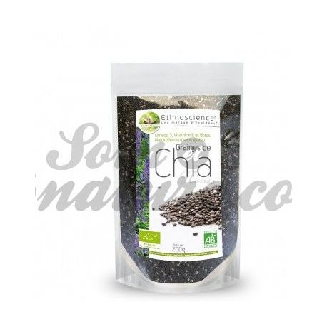 Ecoidées Bio Chia Seeds 200g